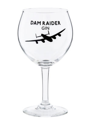 Dam Raider Gin 62cl Copa Balloon Glass