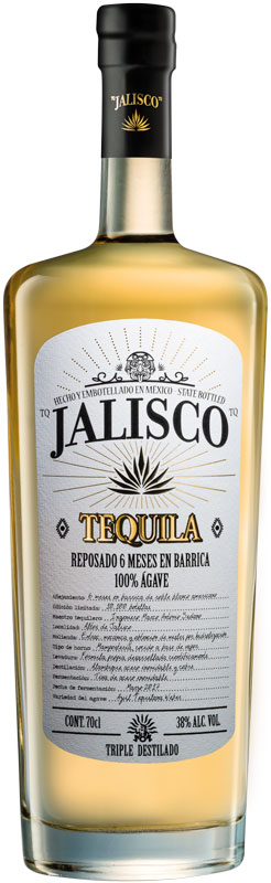 Jalisco 100% Agave Tequila