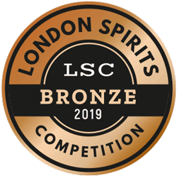 London Spirits Competition 2019 Bronze Medal