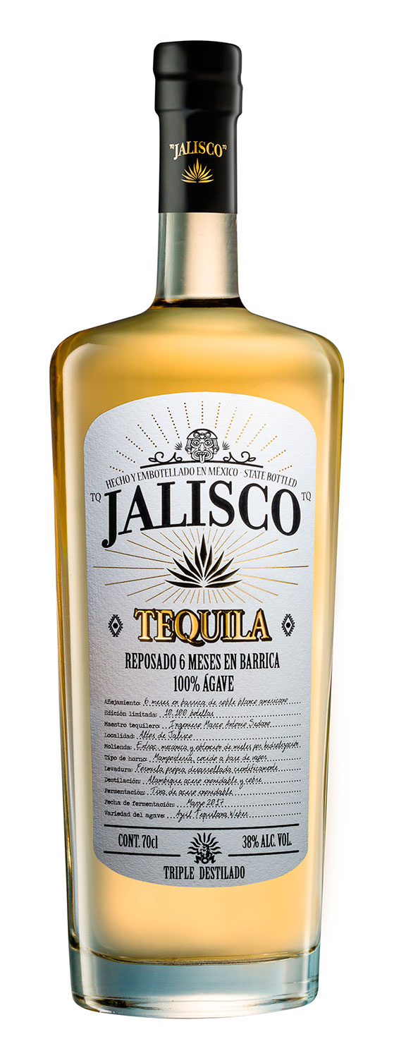 Jalisco Aged Tequila 70cl