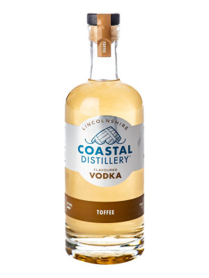Coastal Toffee Vodka